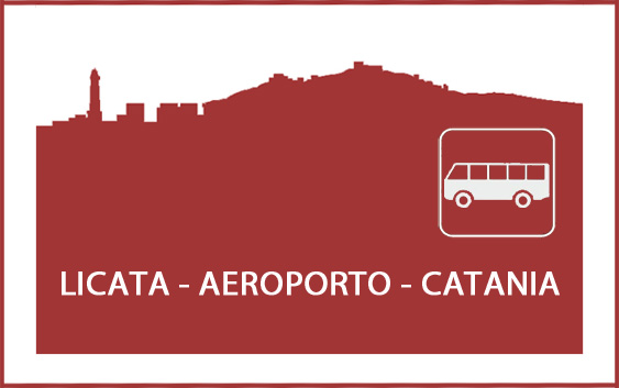 Orari autobus Licata - Aeroporto - Catania