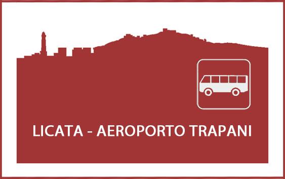 Logo orari autobus Licata - Aeroporto Trapani