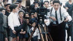 Foto del film con la musica di Giuseppe Bellisario