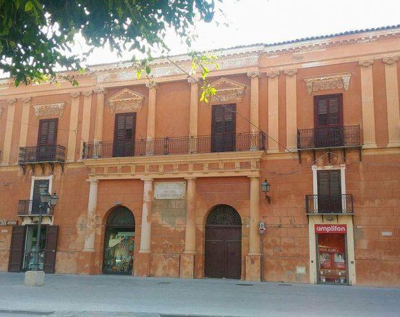 Foto del Palazzo Cannarella a Licata