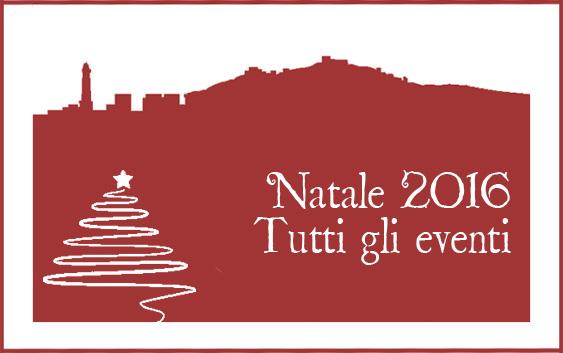 Logo natalizio di Licata in Rete